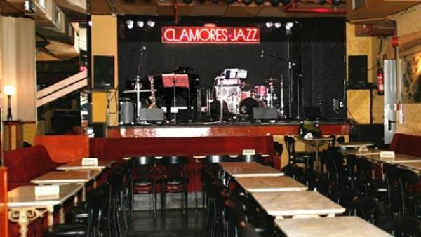 Sala clamores for Salas de conciertos madrid