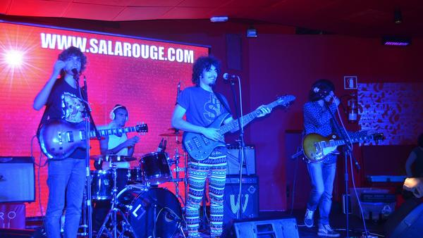 Los lentos plandegira for Sala rouge vigo