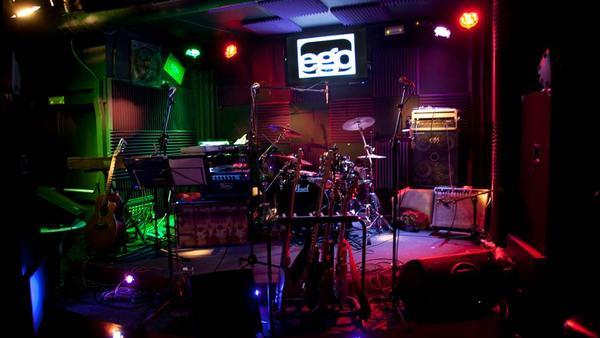 Sala ego live - Decoracion de bares de copas ...